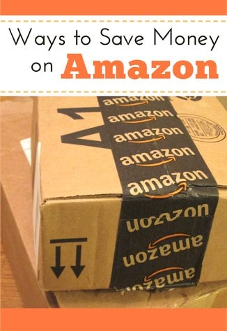 How to Save Money on Amazon
