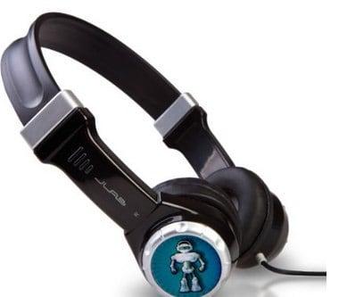 JLab JBuddies Kids Volume Limiting Headphones - Black_ Electronics