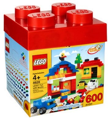 LEGO Fun with Bricks Building