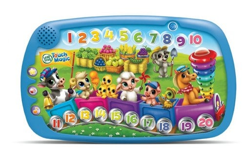 Leapfrog Touch Magic Counting Train, Retail_ Toys & Games