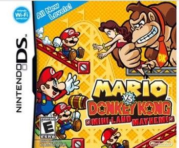 Mario vs. Donkey Kong_ MiniLand Mayhem - Best Buy