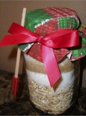 Oatmeal Raisin Spice Cookie Mix