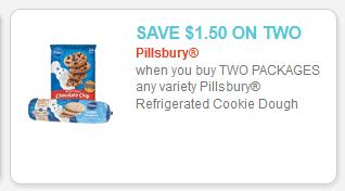 Pillsbury Cookie Coupon