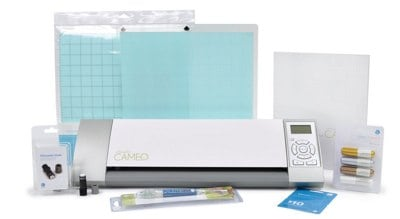 Silhouette Cameo Starter Kit Bundle Cutter