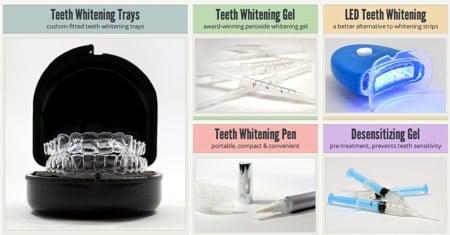 SmileBrilliant Products