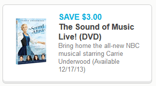 Sound of Music Coupon