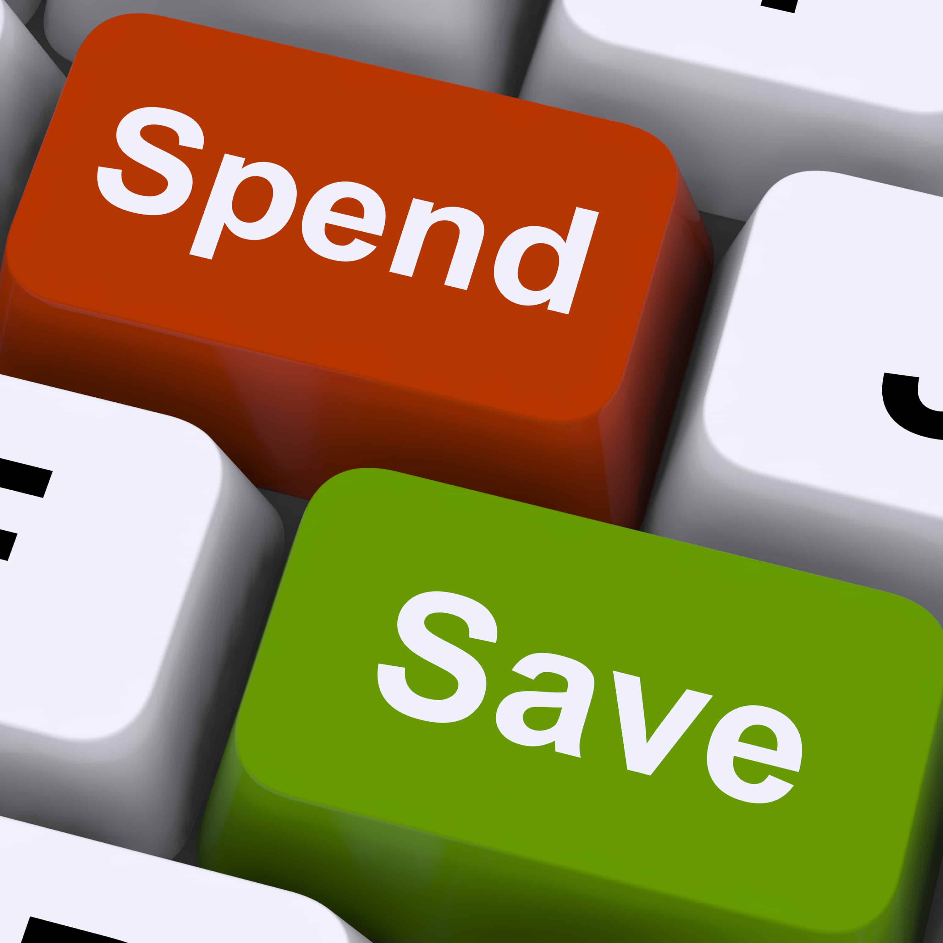 how to keep track of spending on excel