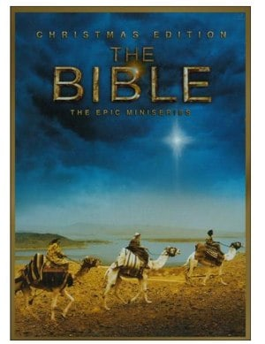 The Bible 4 Disc DVD Eng 2013 - Best Buy