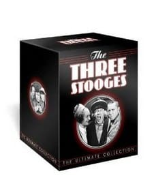 The Three Stooges_ The Ultimate Collection