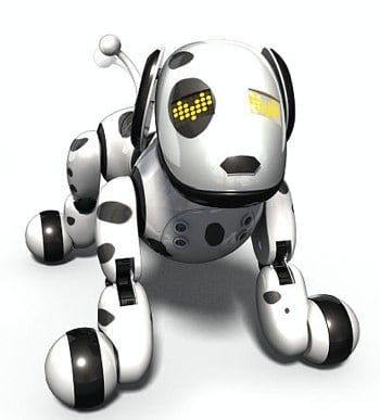 Zoomer Interactive Dog - Dalmation - Spin Master - Toys _R_ Us