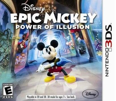Disney Epic Mickey_ The Power of Illusion