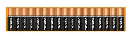 Duracell Coppertop Duralock AA Batteries 34
