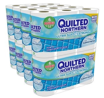 Quilted Northern Ultra Soft Bath Tissue