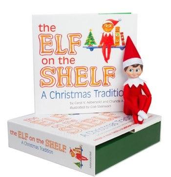 The Elf on the Shelf Christmas