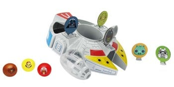 Angry Birds Star Wars Millennium Falcon Game