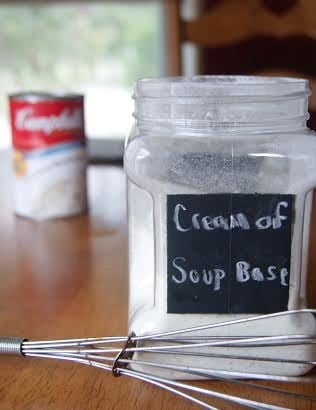 Cream of Something Soup