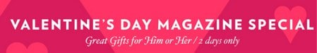 DiscountMags.com > Valentine_s Day Special