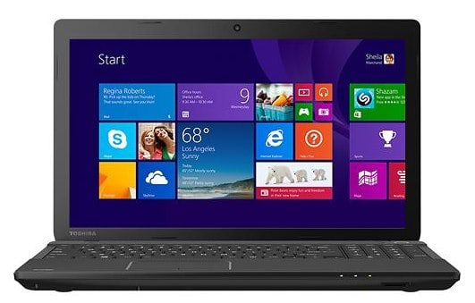 Toshiba Satellite 15.6_ Laptop 4GB Memory 500GB Hard Drive C55D-A5304 - Best Buy