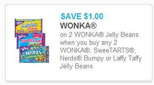 Wonka Jelly Bean Coupon