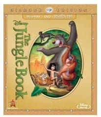 he Jungle Book 2-Disc