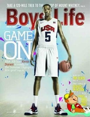 Boys Life Magazine Discount