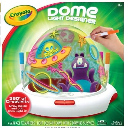 Crayola Dome Light Designer