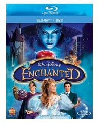Enchanted DVD