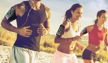 Gear Beast Premium Sports Armbands Deal of the Day | Groupon
