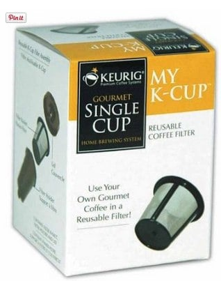 Keurig My K-Cup Reuseable Filter