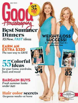 Good Housekeeping Magazine Discount Promotion