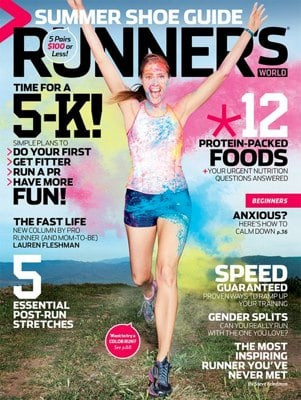 Runners World Magazine Discount Promo Code