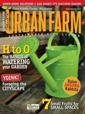 Urban Farm Magazine Promo Code