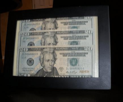 How to Make a Money Frame