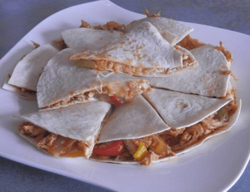 Tumbleweed Copycat Chicken Quesadilla Recipe