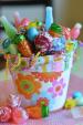 DIY Lollipop Pot