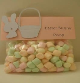 Easter Bunny Poo