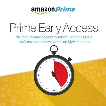 How to Get Early Access to Amazon Lightning Deals