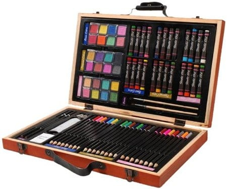 Darice 80-Piece Art Set