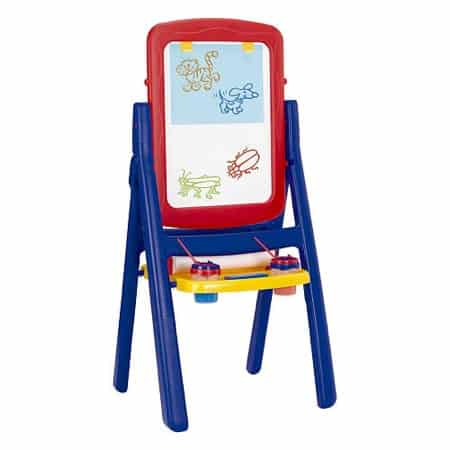 Imaginarium Flip and Fold Double-Sided Easel