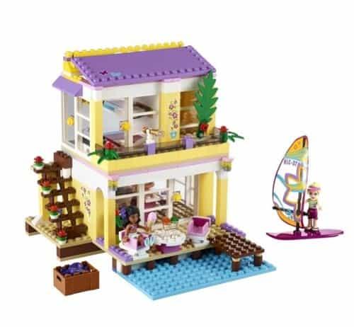 LEGO Friends Stephanie_s Beach House