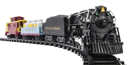 Lionel Trains Polar Express G-Gauge Freight Train Set
