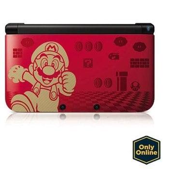 Nintendo 3DS XL Super Mario Bros Console