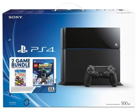 PlayStation 4 Bundle Sale