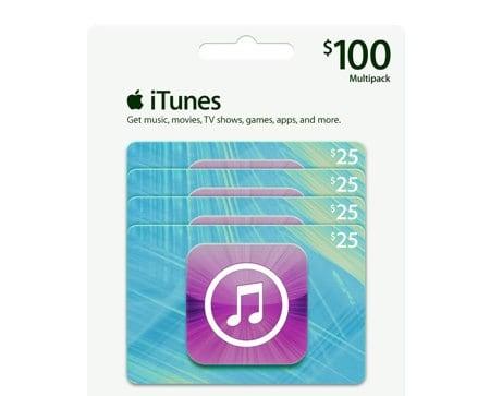 iTunes Multipack Discount