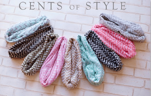 Cents of Style Chevron