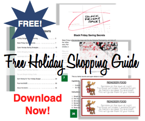 Free Holiday Shopping Guide