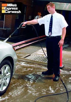 Mikes car wash deals / Tarot deals