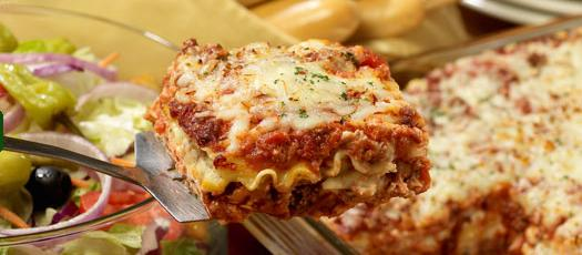 A guide to saving money in orlando for Olive garden lunch lasagna classico