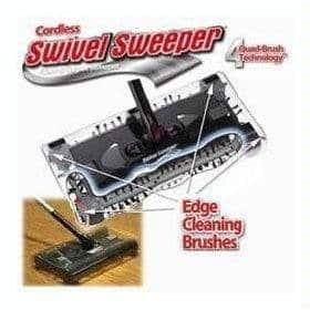 Cordless Swivel Sweeper