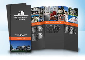 Vista Print Brochures